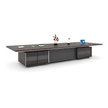 Dious modern luxury office cubicle board room modular standard melamine wooden small table