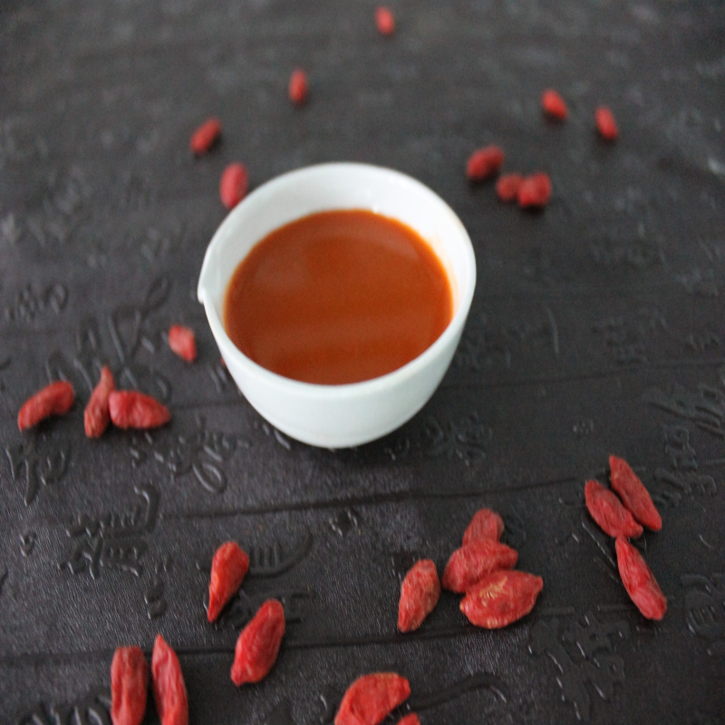 Ningxia High Quality Anti-kanser jus goji Puree