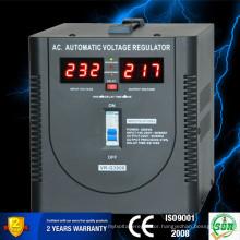 Full Range LED display Voltage Stabilizer home electrical stabilizer