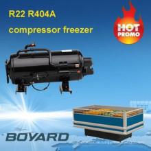 Rotationsverdichter Typ Getränkekühlung Minikühlsysteme Eiscreme Display Kühlschrank