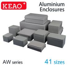 IP67 die cast aluminium enclosure case electrical waterproof aluminum enclosure box  weatherproof aluminum electronic housing