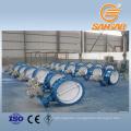 steam water gas wcb cf3 cf8 c95800 dn250 gear lug butterfly valve api lug en butterfly valve