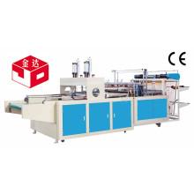 Machine de fabrication de sac d'étanchéité et de coupe à chaud certifiée CE
