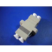 LC / PC Duplex Mm (impressão de pé SC) Adaptador de fibra