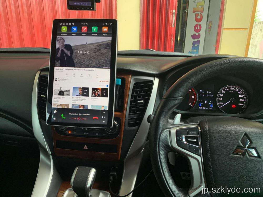 Tesla Universal px6 Android Car Multimedia Player