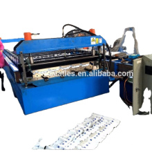 Roof Panel Roll Forming Machine for building material
