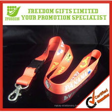 Most Popular Promotional Polyester Lanyard With Logo Printed