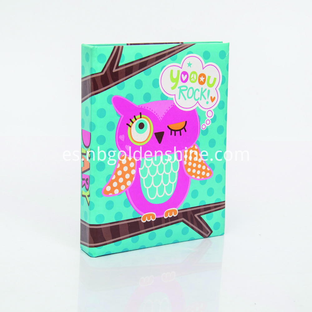 Lovely Handcover Diary