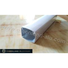 Aluminium elektrische Auto Vorhang Blinds Profil