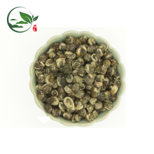 Como Té Exótico Regalo Primavera Jasmine Dragon Pearls Té verde Jasmine Ball Tea