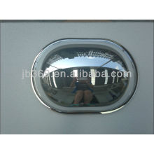 acrylic truck mirror of truck parts