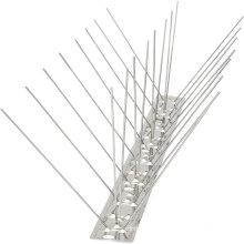Outdoor plastic bird spikes stainless steel anti-bird sting eaves roof balcony construction pigeon sting