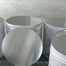 1050 Círculo de alumínio para utensílios de cozinha