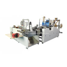 Full Auto Paper Twisted Handle Attaching Machine