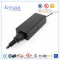 Tipo de área de trabalho 18 volts 3 amp Adaptador DC AC Adaptador de energia 18V3A com certificação CE UL