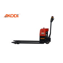 Economic 1.5 Ton Electric Pallet Jack