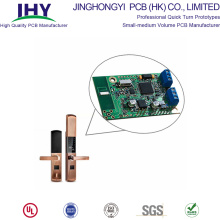 94v0 Prototipo de PCB de montaje de placa de circuito para cerradura de puerta inteligente de hotel