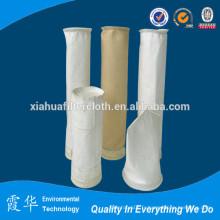 Tissu en tissu de filtre en soie pour collecteur de poussière d'air