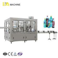 Máquina de llenado de bebidas carbonatadas