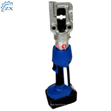 Performance battery operated power hydraulic crimping tools for pex
