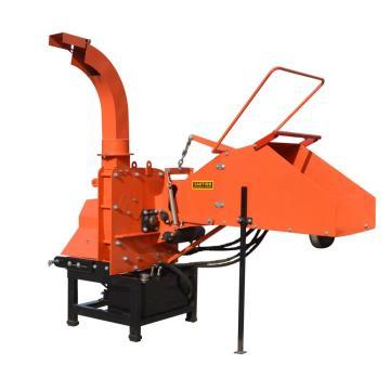 Alimentación de la caja de reducción el burilador de madera montado en PTO