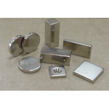 Magnet Block Permanent Neodymium Iron Boron