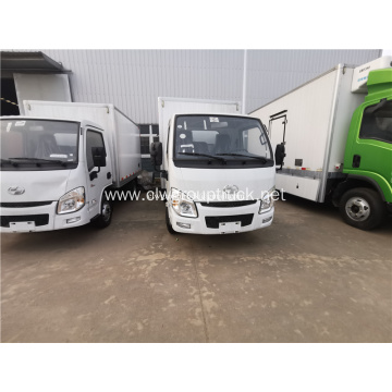1-2T reefer small refrigerated trucks for sale