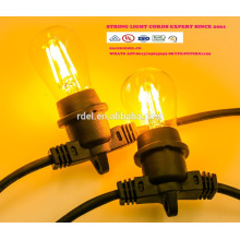 SL-49 POWER CABLES CE Buchse IP44 LED String Lichter Lampenhalter Netzkabel