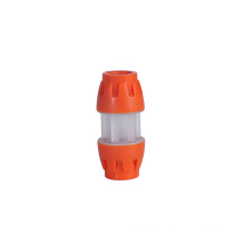 micro duct straight pipe connector coupler hdpe fittings