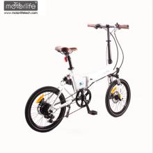 2017 конструкцией morden 36V350W дешевые электрический велосипед,складной e-велосипед сделано в Китае