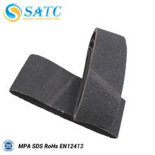 Service de vente Fourni durable et ceinture de sable de qualité hilg pour le polissage