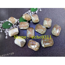 Octagon Jewelry Stones 13*18 Crystal Rhienstones for Wholesale