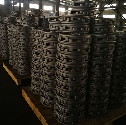 ductile iron casting