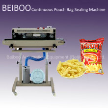Gas Flushing Continuous Bag Sealing Machine (RS-980C)