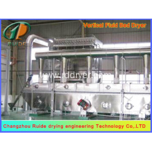 Seed grain dryer / Vibrating fluid bed dryer