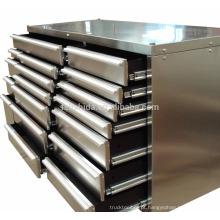 """72 """"caixa de ferramentas / caixa / armário resistentes de aço inoxidável"""