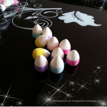 Esponja profissional / esponja de maquiagem sem látex personalizada com cores e formatos diferentes para opções Esponjas de mistura / fabricante