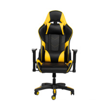 EX-factory price Swivel Ergonomic genuine leather racing chair recliner Chair