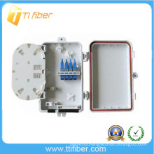 4 cores fiber optic distribution box / outdoor cable small junction waterproof box