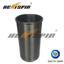 6SD1 Isuzu Sleeve Cylinder Manufacture From Heatspin with One Year Warranty