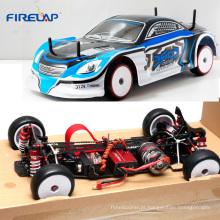 Brinquedos plásticos do carro de RC, modelo RC de controle remoto do carro 3CH