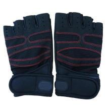 Fitness Training Gym Work Gewichtheben Handschuhe mit dem halben Finger