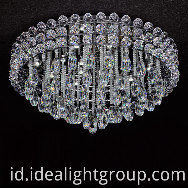 crystal ball pendants chandelier