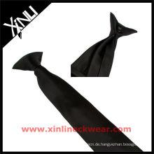 Boy's Black Clip auf Krawatten