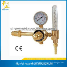 oxygen regulator with humidifier