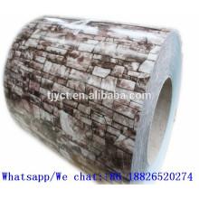 venda quente bobinas de aço ppgi / ppgi / ppgi bobinas de preço de fabricação