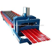 Máquina de formação de rolos de azulejos pintados na China