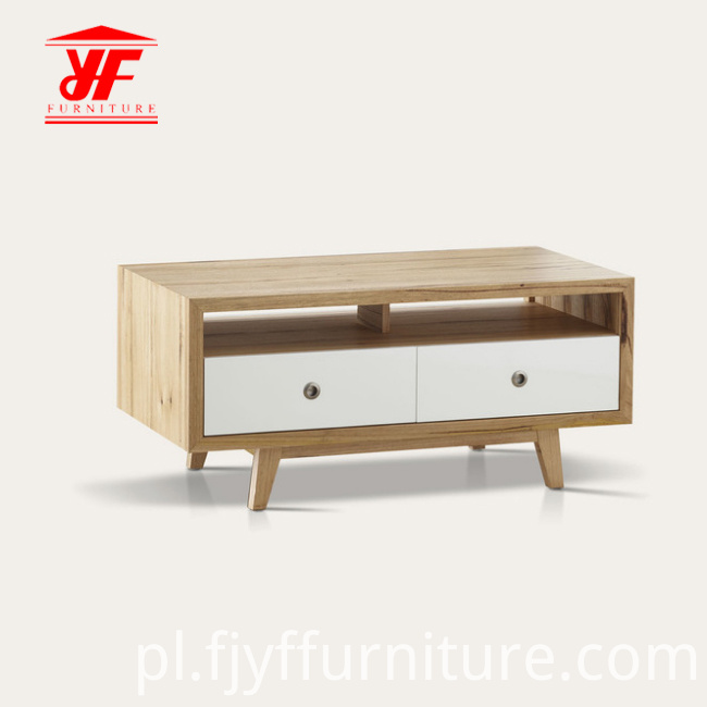Solid Wood Tv Table