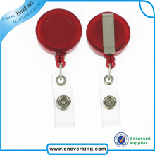 New Plastic Personalized Yoyo Retractable Badge Reel