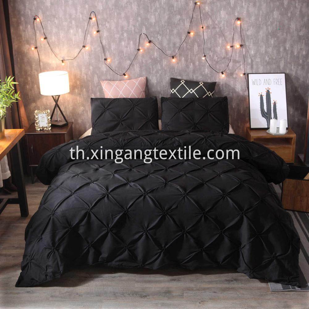 Duvet Cover Black